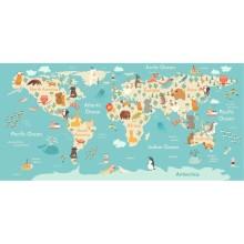 Harita - Duvar Posteri Harita 62370378