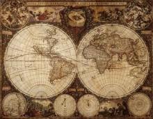 Harita - duvar posteri harita 36457888