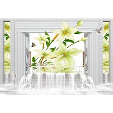 3D Tasarım - duvar posteri 3d tasarim G-6406