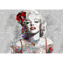 Marilyn Monroe - Duvar Posteri B4-002