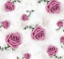 Çiçek - duvar posteri çiçek A103-020