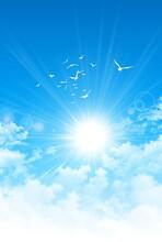 Gökyüzü - duvar posteri gökyüzü A106-021