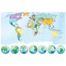 Harita - duvar posteri harita 14525501