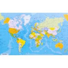 Harita - duvar posteri harita 29681182