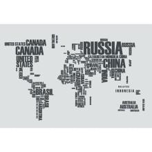 Harita - duvar posteri harita 70685074