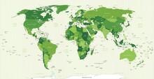 Harita - duvar posteri harita A500-021