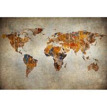Harita - duvar posteri harita G 5631
