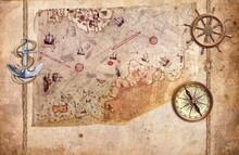 Harita - duvar posteri harita N503-2