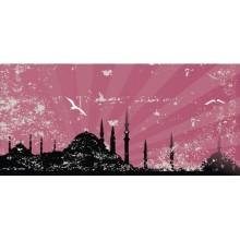 İstanbul - duvar posteri istanbul 21503926