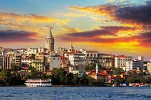 İstanbul - duvar posteri istanbul n304