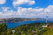 İstanbul - duvar posteri istanbul N539