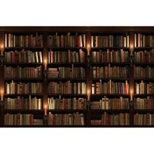 Kitaplık - duvar posteri kitaplık Y-1085