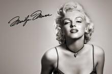 Marilyn Monroe - duvar posteri marilyn monroe N-954