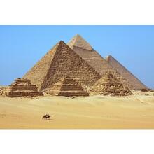 Mısır ve Piramitler - duvar posteri mısır G-5419