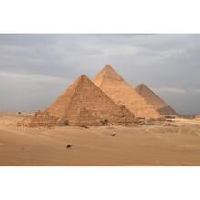 Mısır ve Piramitler - duvar posteri mısır N-905