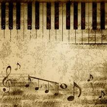 Müzik Dans - duvar posteri müzik dans N071