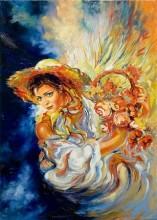 Tablo Tarzı - duvar posteri tablo tarzı 14541274