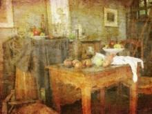 Tablo Tarzı - duvar posteri tablo tarzı 26347733