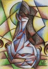 Tablo Tarzı - duvar posteri tablo tarzı 61884919
