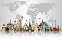 Turizm - duvar posteri turizm n245