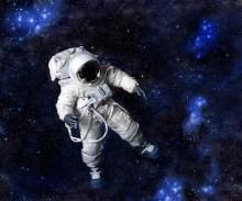 Uzay - duvar posteri uzay 55933795