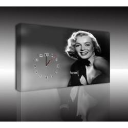 Mykağıtcım Kanvas Saat 30x40 cm - kanvas saat 30-40 (11)