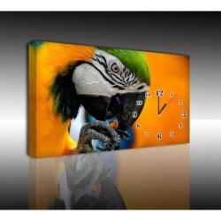 Mykağıtcım Kanvas Saat 30x40 cm - kanvas saat 30-40 (48)