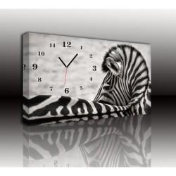 Mykağıtcım Kanvas Saat 30x40 cm - kanvas saat 30-40 (88)