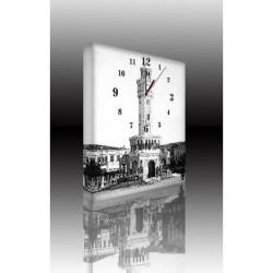 Mykağıtcım Kanvas Saat 30x40 cm - kanvas saat 30-40 (90)