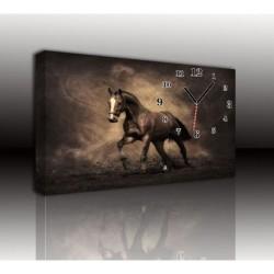 Mykağıtcım Kanvas Saat 30x40 cm - kanvas saat 30-40 (93)