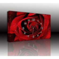 Mykağıtcım Kanvas Saat 30x40 cm - kanvas saat 30-40 (94)