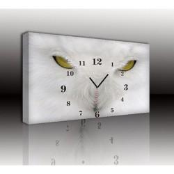 Mykağıtcım Kanvas Saat 30x40 cm - kanvas saat 30-40 (95)