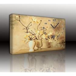 Mykağıtcım Kanvas Saat 30x40 cm - kanvas saat 30-40 (98)