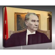 Kanvas Tablo Atatürk - Kanvas Tablo 00093