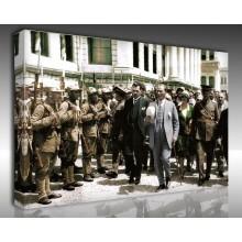 Kanvas Tablo Atatürk - Kanvas Tablo 00095