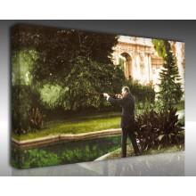 Kanvas Tablo Atatürk - Kanvas Tablo 00101