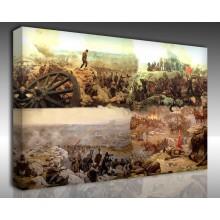 Kanvas Tablo Atatürk - Kanvas Tablo 00105