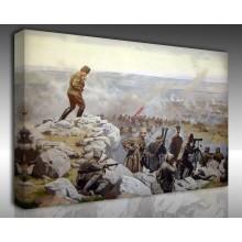 Kanvas Tablo Atatürk - Kanvas Tablo 00111