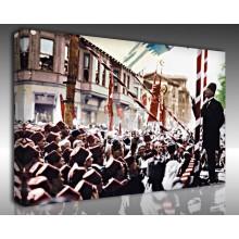 Kanvas Tablo Atatürk - Kanvas Tablo 00116