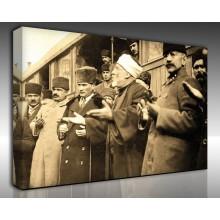 Kanvas Tablo Atatürk - Kanvas Tablo 00119