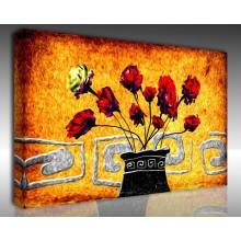 Kanvas Tablo Çiçek - Kanvas Tablo 00147
