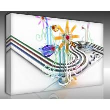 Kanvas Tablo Dekoratif - Kanvas Tablo 00296