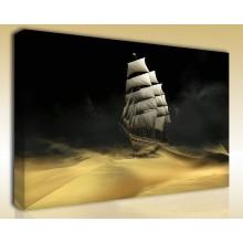 Kanvas Tablo Deniz - Kanvas Tablo 00519