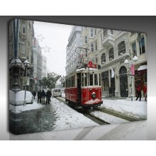 Kanvas Tablo İstanbul - Kanvas Tablo 00617