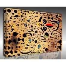 Kanvas Tablo Soyut - Kanvas Tablo 00876