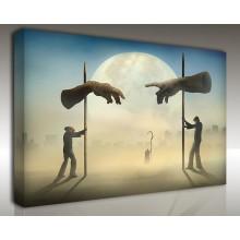 Kanvas Tablo Soyut - Kanvas Tablo 00961