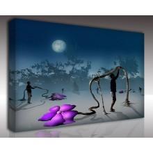 Kanvas Tablo Soyut - Kanvas Tablo 00968