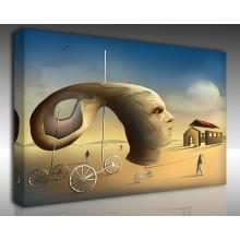 Kanvas Tablo Soyut - Kanvas Tablo 00979