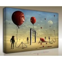 Kanvas Tablo Soyut - Kanvas Tablo 00983