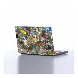 Laptop Sticker - Laptop Sticker DLP079